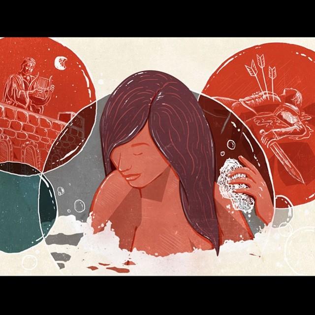 crazy dope, oldandnewproject.com #kingdavid #bathsheba #jondeviny